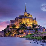 mont saint michel tour trip in france