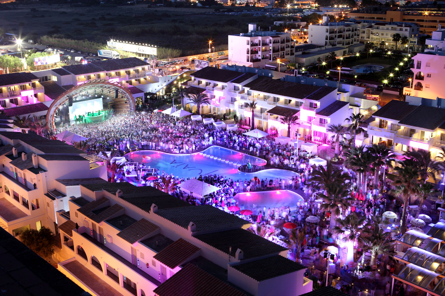 Fun Tour in Southern Europe. The best disco and beaches of Southern ...
