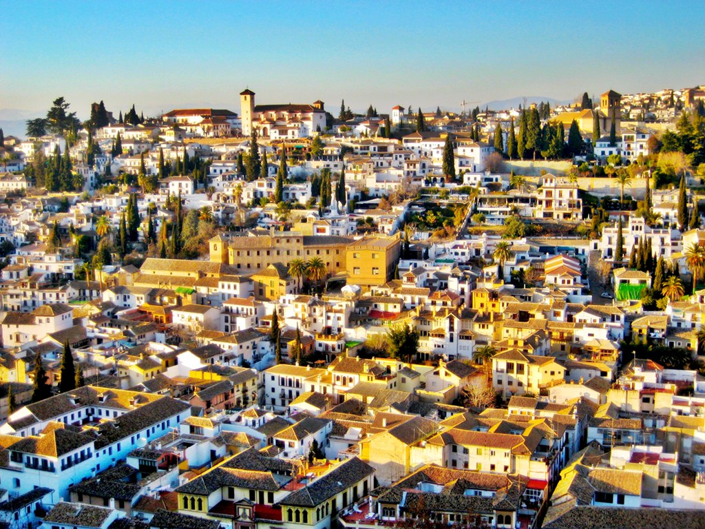 how to get to southern spain