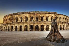 Nimes day tour electa travels