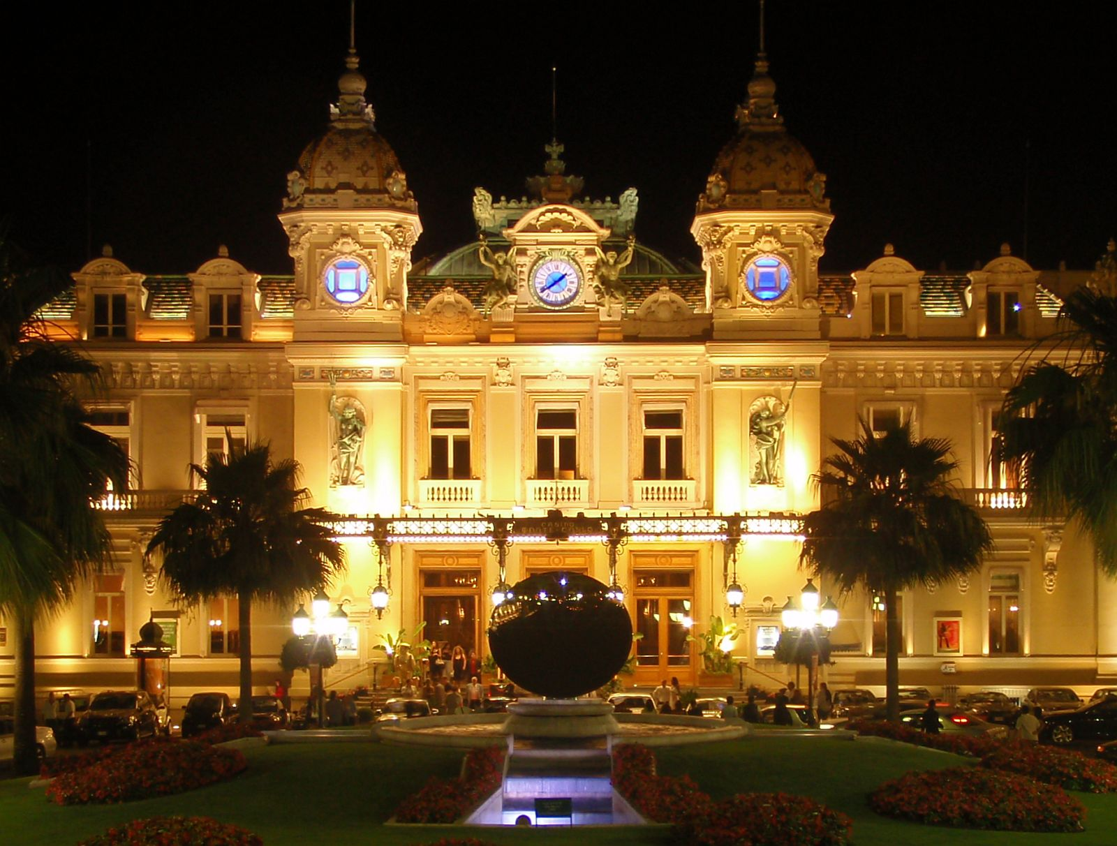 can you visit monte carlo casino