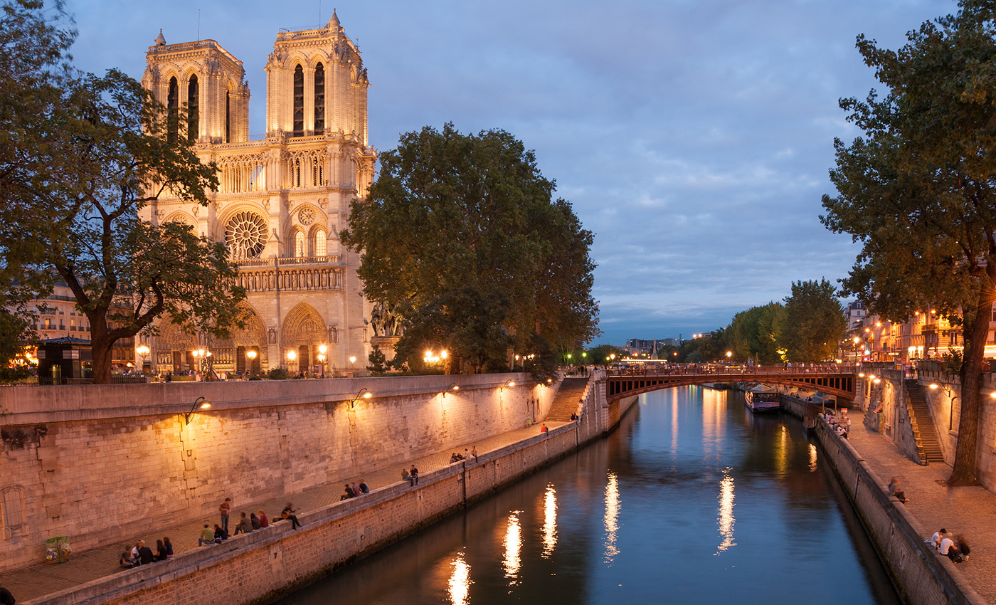 Short Breaks to Paris by Eurostar from less than 99pp